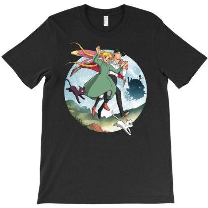 Magical Leap T-shirt Designed By Nitansh