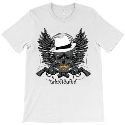 Undefeated T-shirt Designed By Ivana-marko