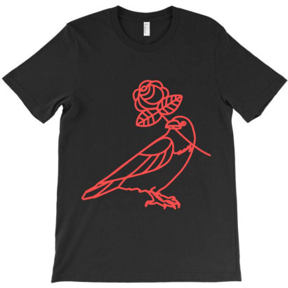Democratic Socialists Of America T-shirt Designed By Elasting