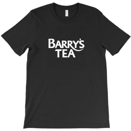 Barry's Tea Graphic T-shirt Designed By Shirtcloth