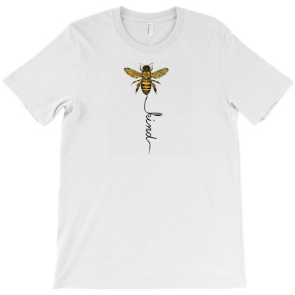 Bee Kind Women T-shirt Designed By Shirtcloth