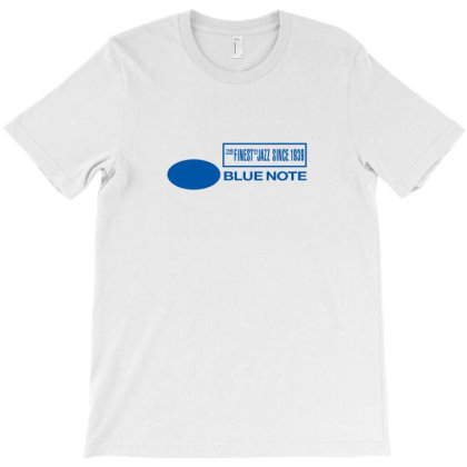 Blue Note Jazz Music Records T-shirt Designed By Shirtcloth