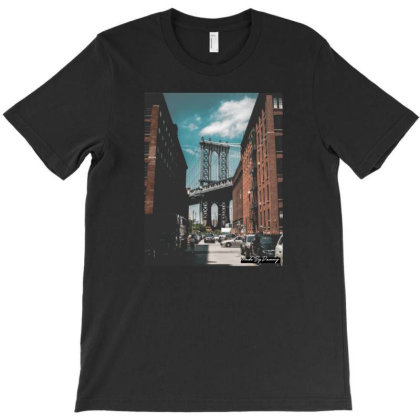 New York T-shirt Designed By Shirtcloth
