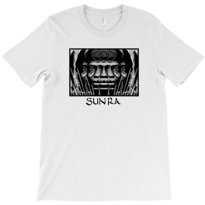Sun Ra Jazz Space T-shirt Designed By Shirtcloth