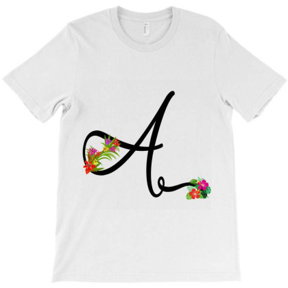 Summer Letter Printed Women T-shirt Designed By Hatta1976