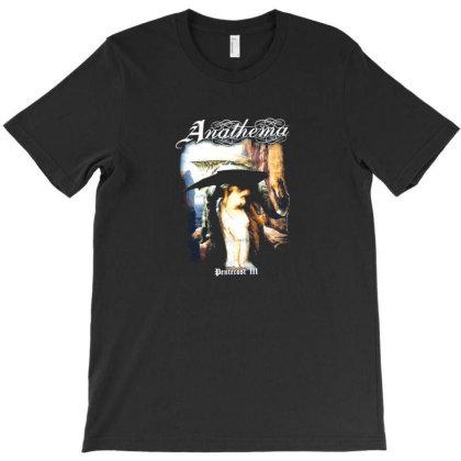 Anathema T-shirt Designed By Jaksons