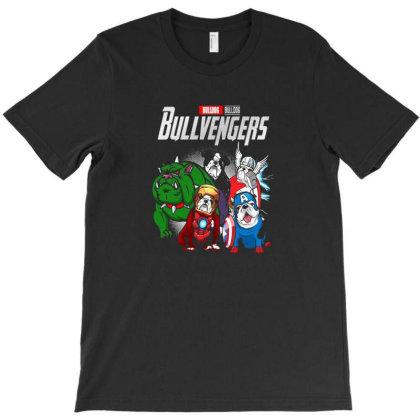 Bullvengers T-shirt Designed By Jaksons