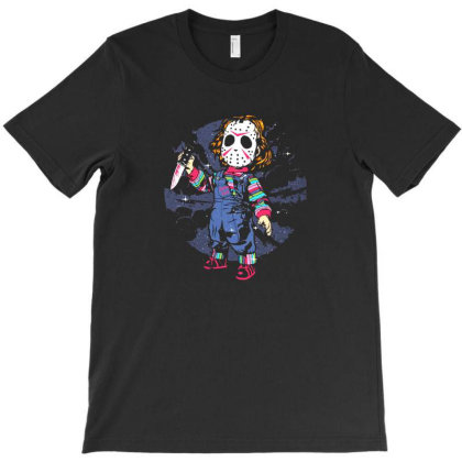 Child S Play T-shirt Designed By Jaksons