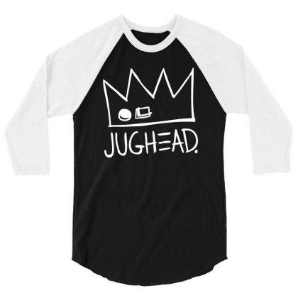 Jughead 3/4 Sleeve Shirt Designed By Putiandini