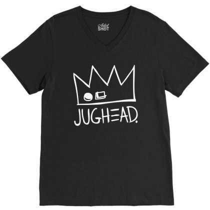 Jughead V-neck Tee Designed By Putiandini