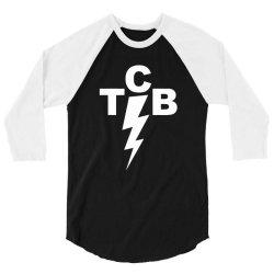 taking care of business rock n roll 3/4 Sleeve Shirt | Artistshot