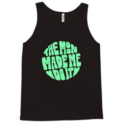 the moon made me do it wideneck Tank Top | Artistshot