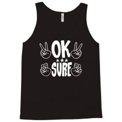 the sarcastic party Tank Top | Artistshot