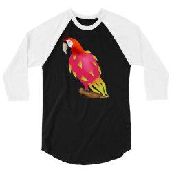 Dragon bird 3/4 Sleeve Shirt | Artistshot
