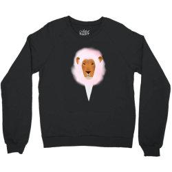 Cotton Lion Crewneck Sweatshirt | Artistshot