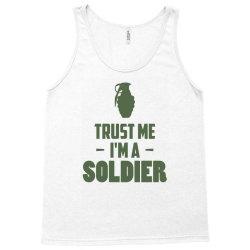 trust me i'm a soldier1 Tank Top | Artistshot