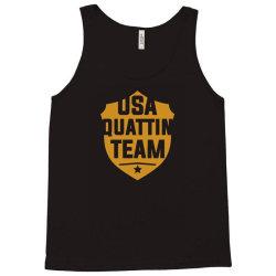 usa quattin team Tank Top | Artistshot