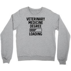 veterinary medicine degree loading Crewneck Sweatshirt | Artistshot
