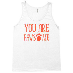 you are pawsome Tank Top   Artistshot