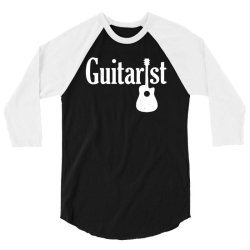 acoustic guitar loose 3/4 Sleeve Shirt | Artistshot