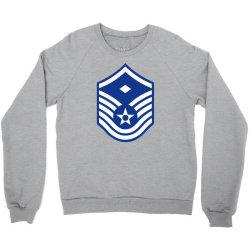 air force master sergeant Crewneck Sweatshirt | Artistshot