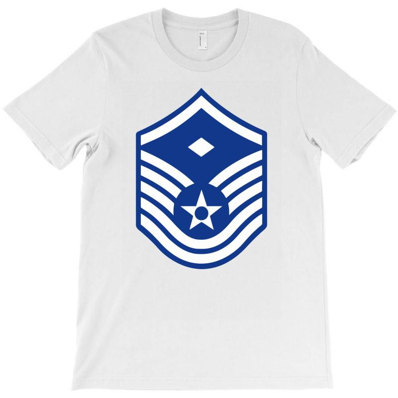 Air Force Master Sergeant T-shirt | Artistshot