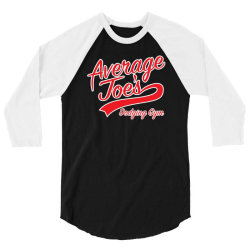 average joes gym 3/4 Sleeve Shirt | Artistshot