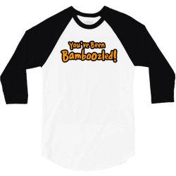 bamboozled 3/4 Sleeve Shirt   Artistshot
