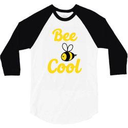 bee cool 3/4 Sleeve Shirt | Artistshot