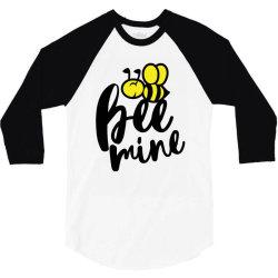 bee mine 3/4 Sleeve Shirt | Artistshot