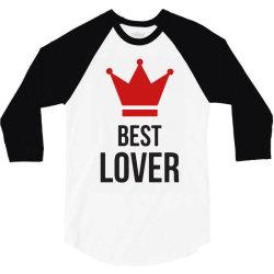 best lover 3/4 Sleeve Shirt | Artistshot