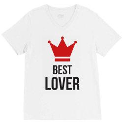 best lover V-Neck Tee | Artistshot