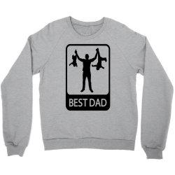 best dad funny Crewneck Sweatshirt | Artistshot