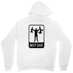 best dad funny Unisex Hoodie | Artistshot
