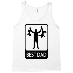 best dad funny Tank Top | Artistshot