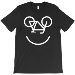 bicycle face T-Shirt | Artistshot