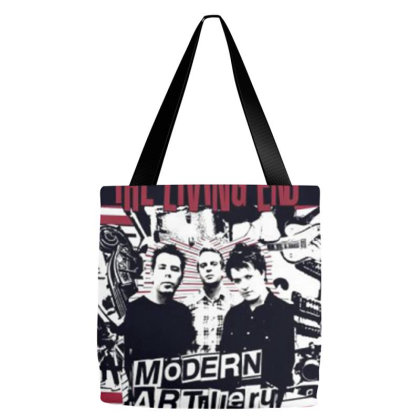 The Living End Tote Bags Designed By Frasna