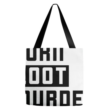 Blm Burn Loot Murder Logo Tote Bags Designed By Frasna