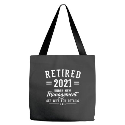 Retired 2021 Mens Retirement Tote Bags Designed By Rosdiana Tees