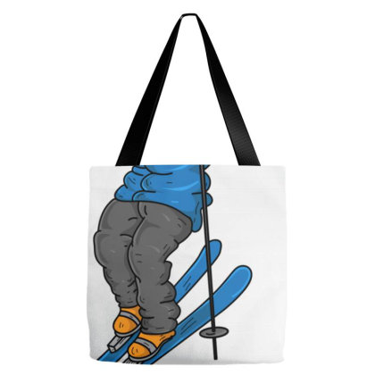 D.a.bb.ing  S.k.i.e.r  Cute Downhill Skiing Racer Funny Dab Ski Gift Tote Bags Designed By Nhan0105