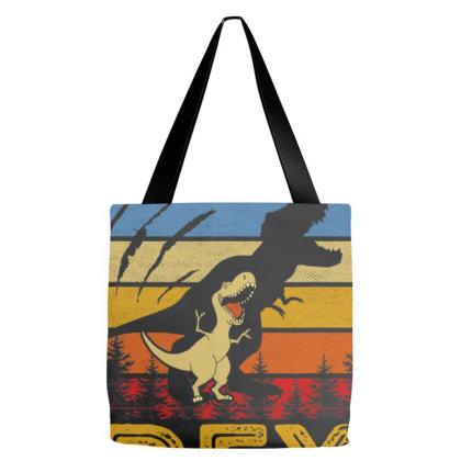 Da.da.sa..ur.us R.e.x  Funny Dinosaur Fathers Day Gift T Shirt Tote Bags Designed By Nhan0105