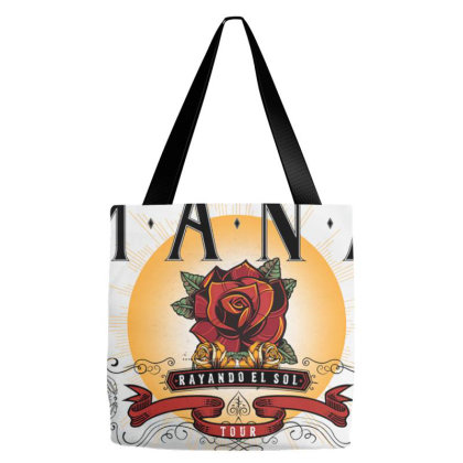 M.a.n.a Band Tote Bags Designed By Frasna