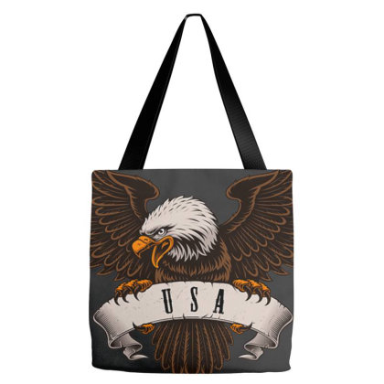 D.a.l.l.as   T.e.x.a.s   U. S.a     Bald Eagle T Shirt Tote Bags Designed By Welcome12