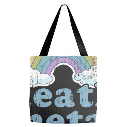 De.a.th Me.tal Rainbow Funny Retro Vintage Rock Music  Head T Shirt Tote Bags Designed By Welcome12