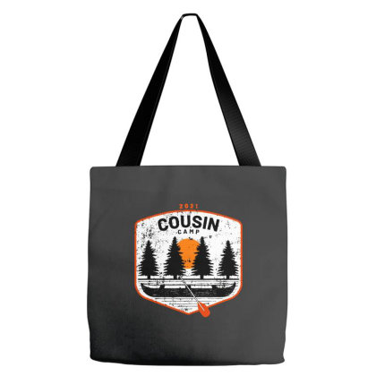 Cousin Camp 2021 Vintage Tote Bags Designed By Jessicafreya