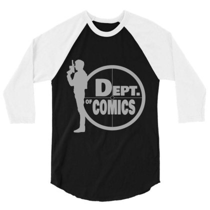 Copy Of The Dept 3/4 Sleeve Shirt Designed By Elasting