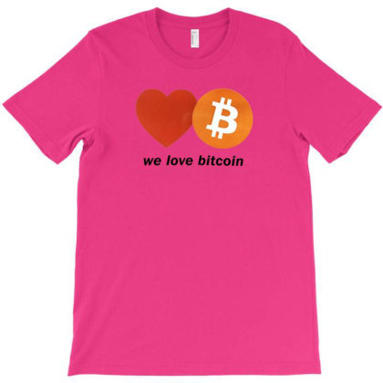 Digital Currency T-shirt Designed By Weikay Wonderland