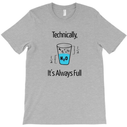 Funny Science Joke T-shirt Designed By Newbsenr