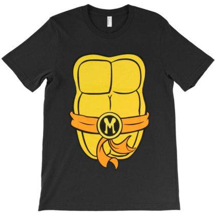 Teenage Mutant Ninja Turtles Green T-shirt Designed By Koopshawneen