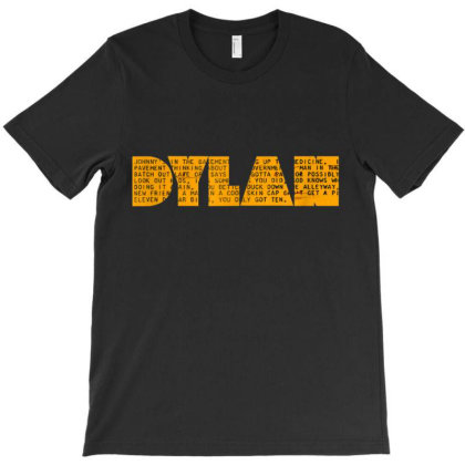Bob Dylan Subterranean Homesick T-shirt Designed By Koopshawneen